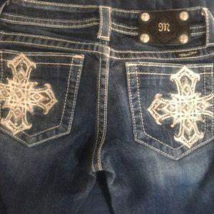MISS ME Jeans.